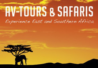Logo AV-Tours & Safari's, Deventer